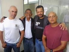 OCDGN entrevista o Dep. Federal Vicentinho e Carlos Augusto - Pres. Sindguardas SP - PLC 039/14