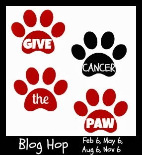 Give Cancer the Paw