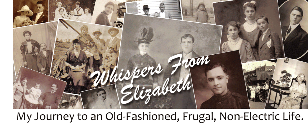 Whispers From Elizabeth