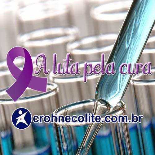 Novo medicamento para doença de Crohn e colite ulcerativa
