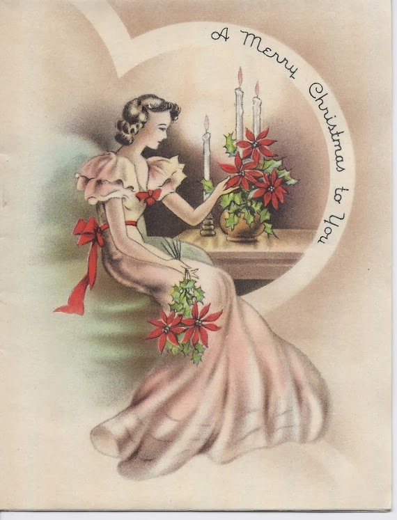 What kate em did next top ten outfits from vintage christmas cards