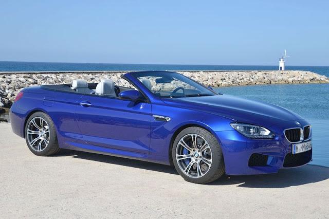 2013 BMW M6 Convertible Wallpaper