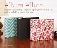 Album Allure in February