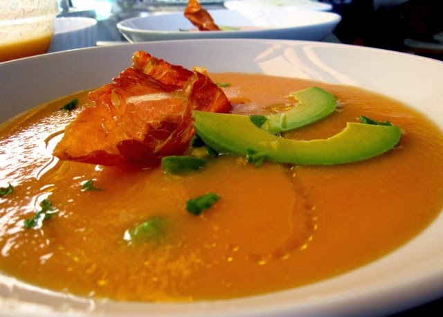 Cantaloupe Soup Recipe