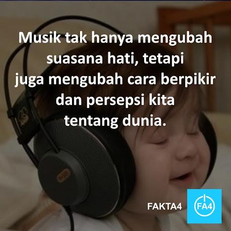 Musik dan Persepsi tentang Dunia