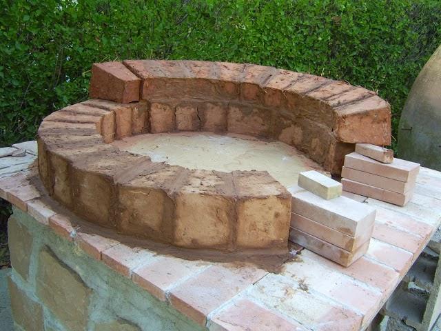 Construir tu propio horno de barro casero. Todos los pasos