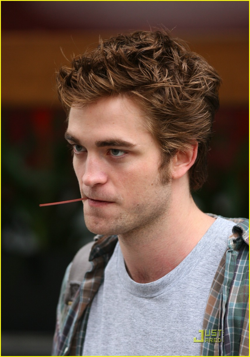 Pattinson Robert hairstyles pictures photo