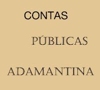 Contas Públicas Adamantina