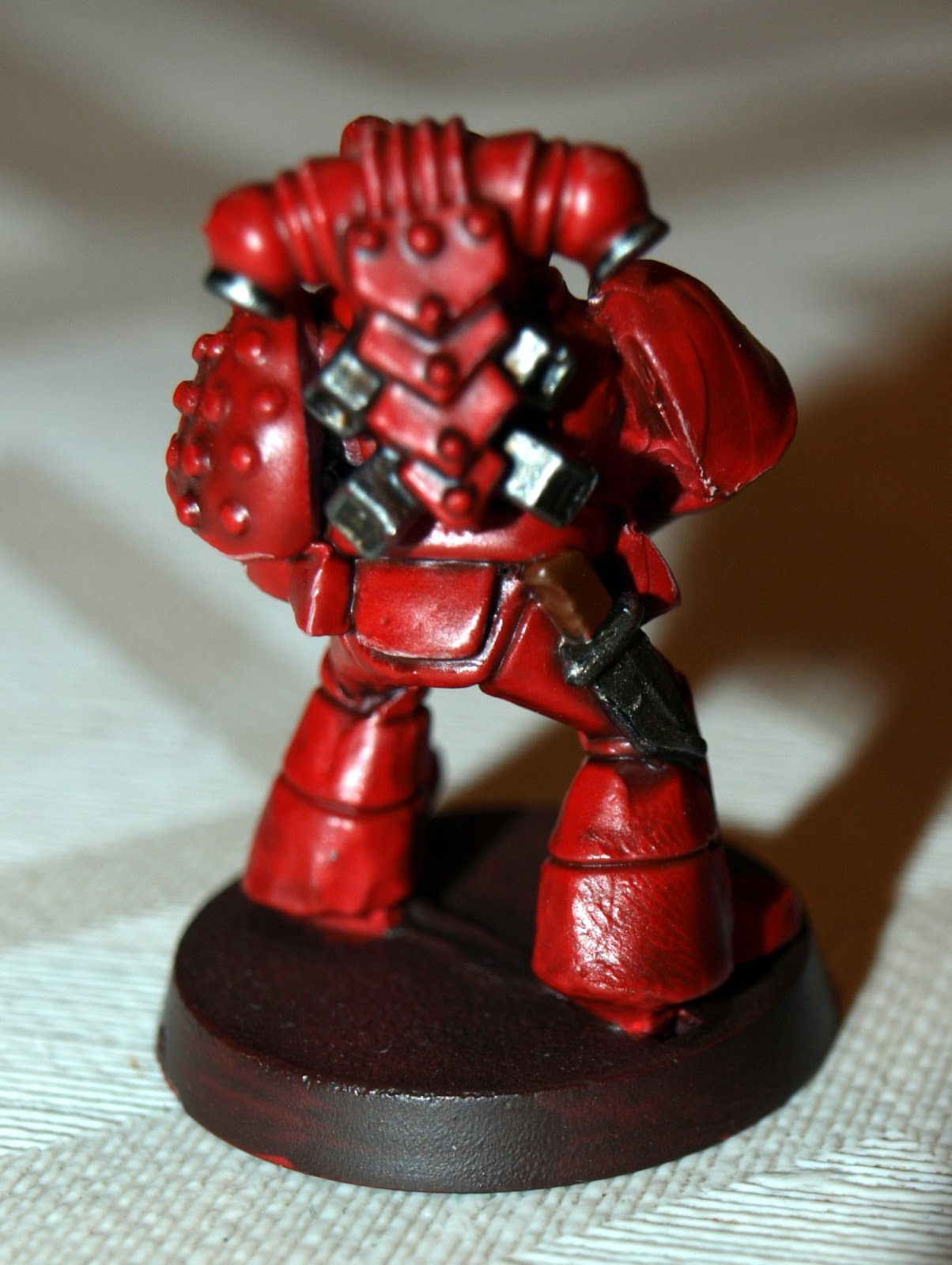how to play warhammer 40k blood angels