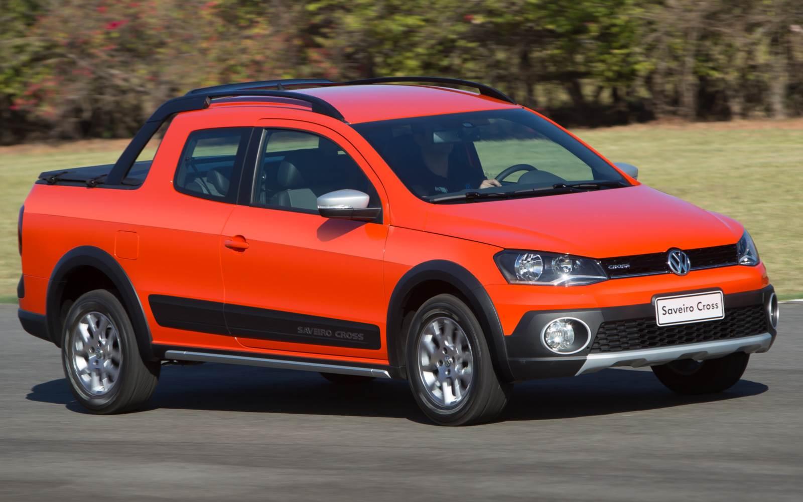 Fiat Strada Cabine Dupla x VW Saveiro Cabine Dupla