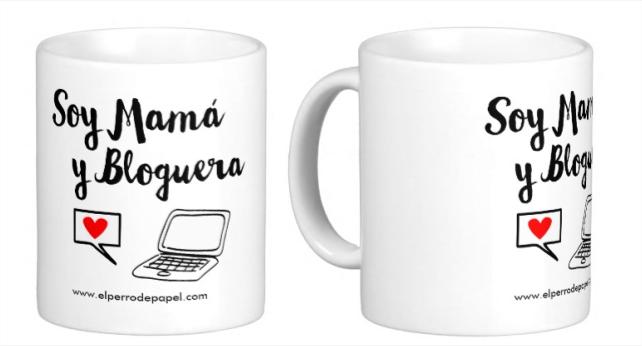 taza para mamás blogueras