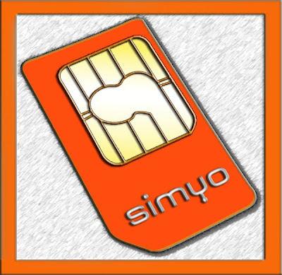 Nueva tarifa de Simyo Tarifa 0 cent y 6 cent + 50 MB de regalo para navegar