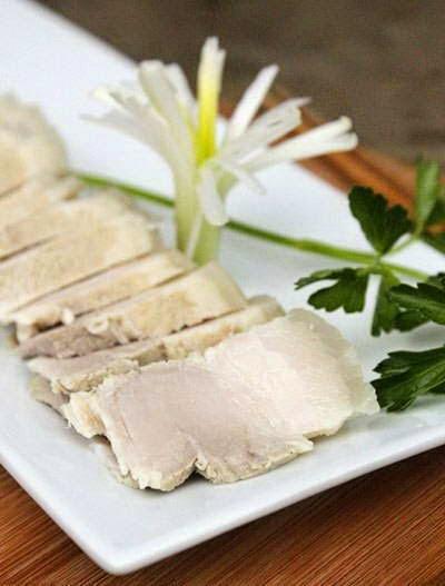 Soaked Pork Meat in Vinegar - Thịt Ba Chỉ Ngâm Giấm