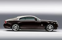 Rolls-Royce Wraith (2014) Side 2