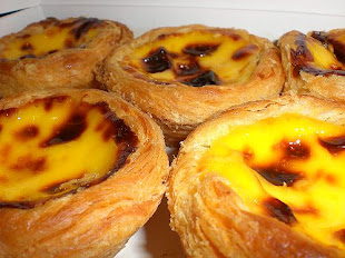 Cheese &amp; Egg Tart  - Nurul Aufa Che Ibrahim