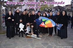 ENTIERRO SARDINA Y SARDINADA 2020