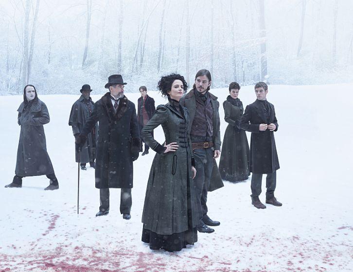 Penny Dreadful - Season 2 - Cast Promotional Photos