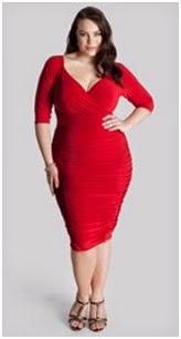 IGIGI Ambrosia Dress in Red