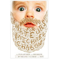 copertina di prova manhood for amateurs michael chabon