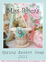 Miss Rhea's Spring Basket Swap