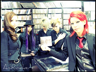 On Line! | exist†trace desde el VISUAL--ROCK con  「TRUE」