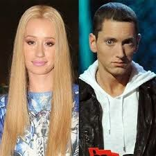 "Eminem Disses Iggy On ""Vegas"" Single"