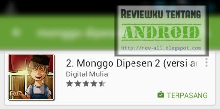 Ikon permainan MONGGO DIPESEN 2 versi 1.2 (screenshot by rev-all.blogspot.com)