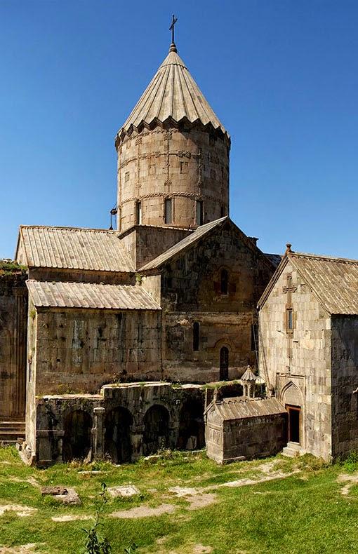 Tatev Monastery – Tatev, Armenia