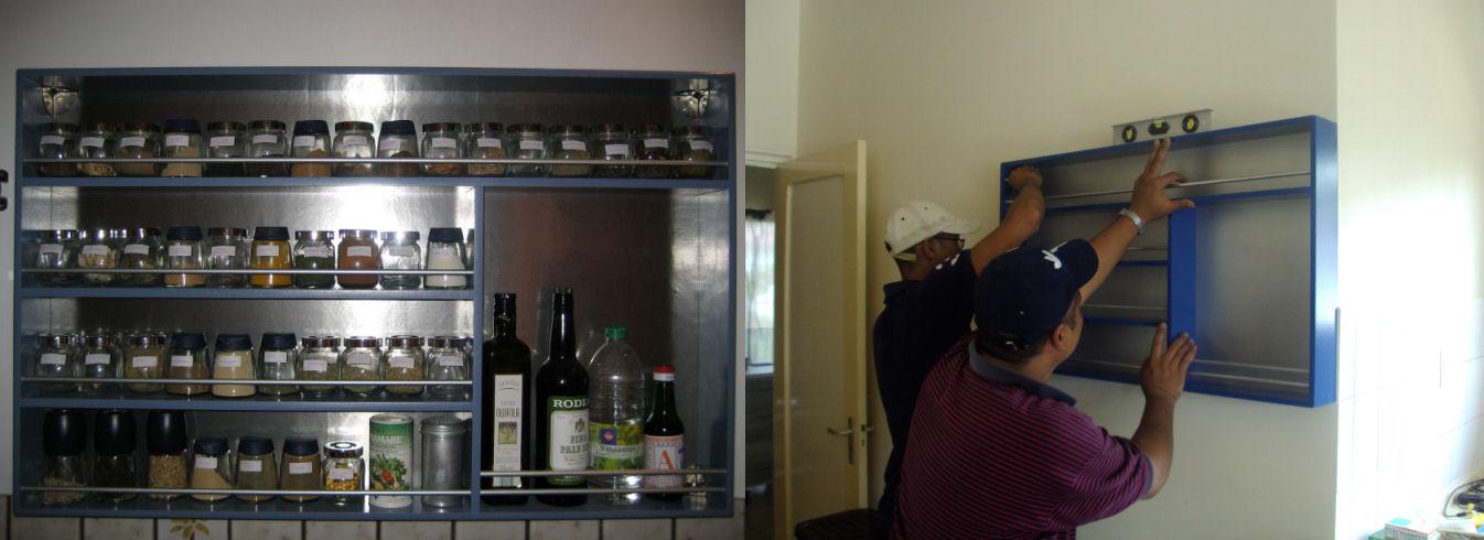 Keukenkasten Suriname : Moderne keukens suriname nl loanski