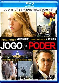 Filme Poster Jogo de Poder BDRip XviD Dual Áudio & RMVB Dublado