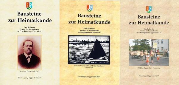 Bausteine Band 1 (2005)  Bausteine Band 2 (2007)  Bausteine Band 3 (2009)