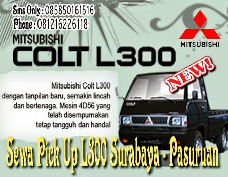 Sewa Pick Up L300 Surabaya - Pasuruan
