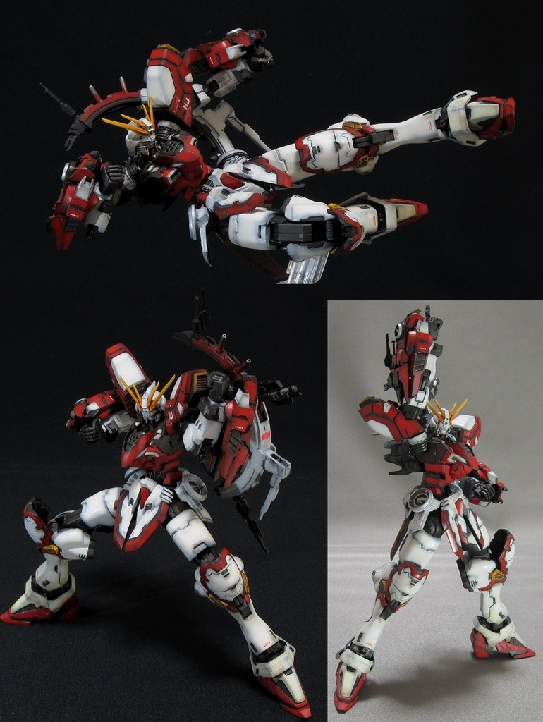 custom gundam build god