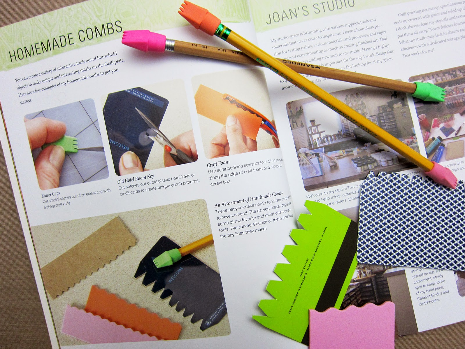 How to make scrapbook using recycled materials - An Error Occurred