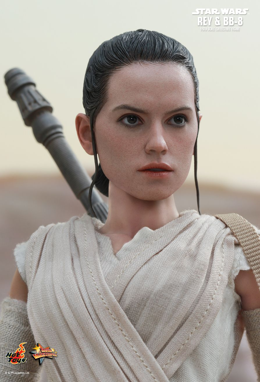 #starwarsallday: REY AND BB-8 1/6TH SCALE COLLECTIBLE SET ...