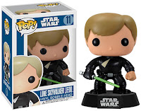 Funko Pop! Luke Skywalker (Jedi)