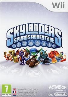 Skylanders Spyros Adventure   Nintendo Wii