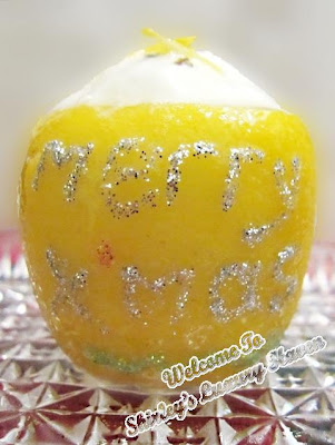 delicious christmas lemon myrtle granita dessert recipe