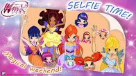 Selfie Time with the Winx!