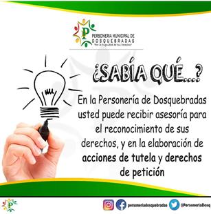 PERSONERÍA DE DOSQUEBRADAS