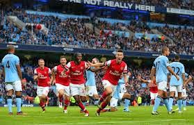 Arsenal+vs+Manchester+City Prediksi Arsenal vs Manchester City 10 Agustus 2014 Community Shield