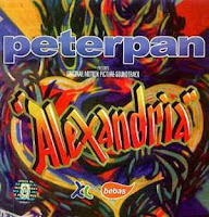 Album Peterpan Ketiga OST film Alexandria (2005)