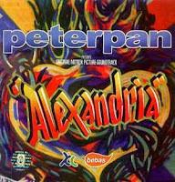 Album Peterpan Ketiga OST film Alexandria (2005)