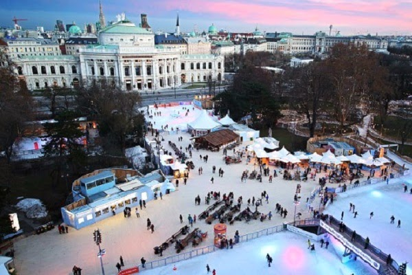 Vienna Ice Dream, Vienna