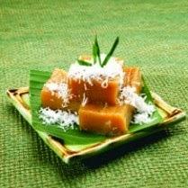 Kue Tradisional Bangka ( Yet Yet )