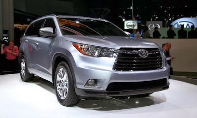 2014 Toyota Highlander Release Date