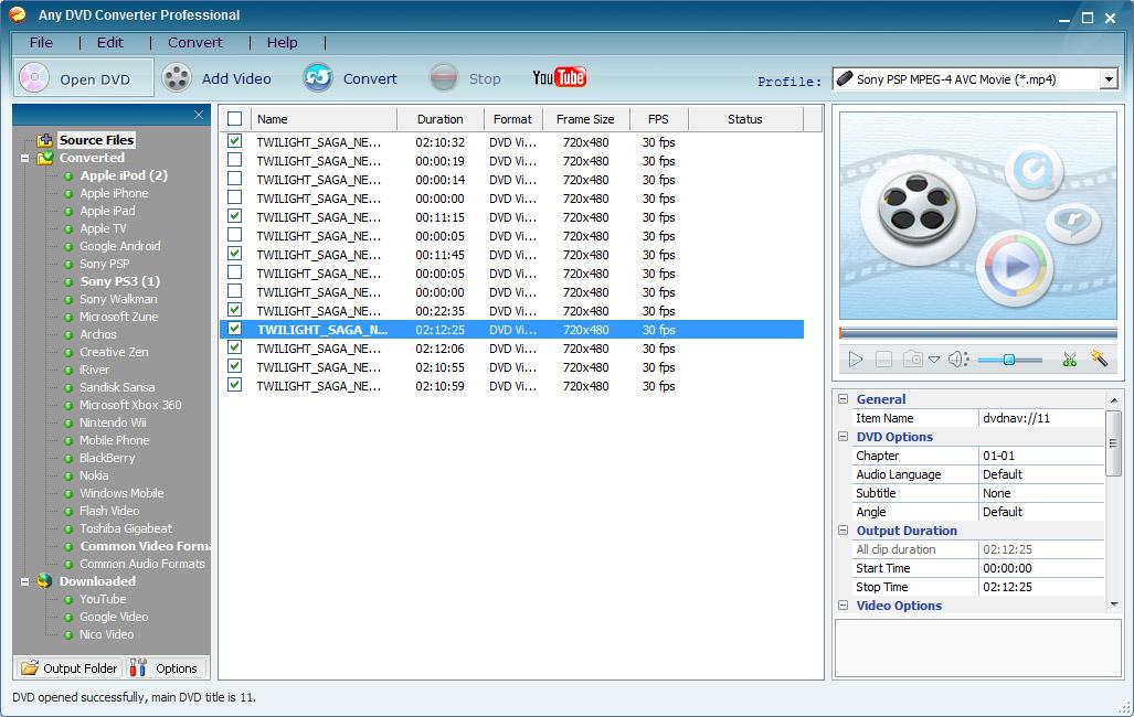 Any video converter professional 2.7 7 serial keygen