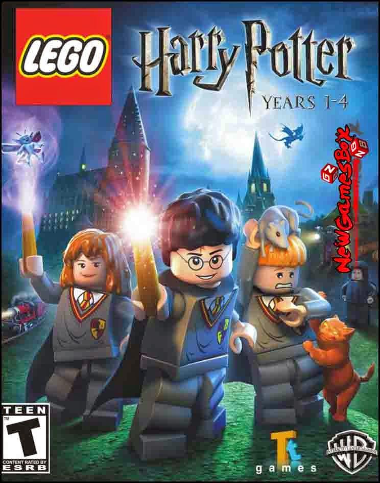 descargar Lego Harry Potter Años del 1 al 4 pc full español mega
