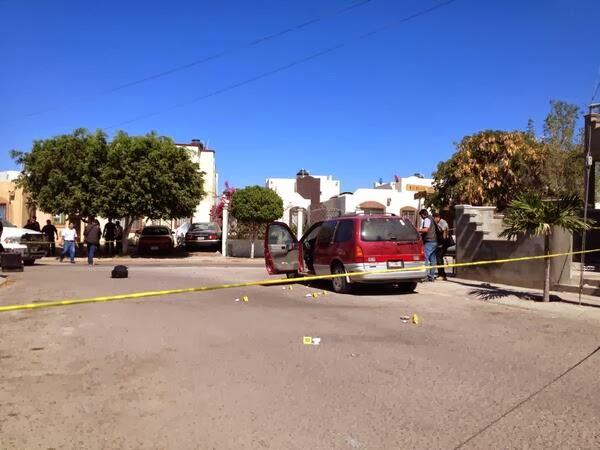 Asesinan a ex comandante de policía en BCS La+Paz+l