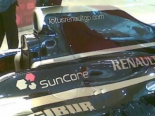 lotusrenault F1 SEPANG